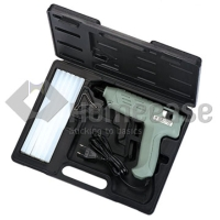 Professional glue gun in blow mold case
