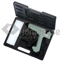 Professional glue gun in blow mold case