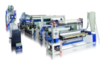 Automatic Cast PE Breathable Film Extrusion Line