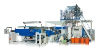 Air Bubble Extrusion Line