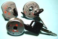 shutter magnetic lock