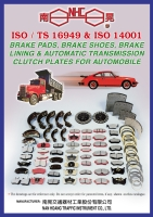 Cens.com Disc brake pads NAN HOANG TRAFFIC INSTRUMENT CO., LTD.