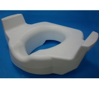 Elevated Toilet Seat w/handle