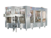 Automatic Bottle Rinser-Filler-Capper