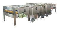 Automatic Pasteurizer-Cooler/Warmer