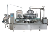 Fully Automatic Bottle  Filler-Screw Capper