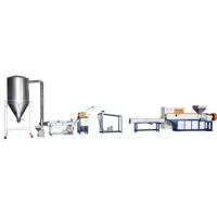 Single Stage Extrusion Pelletizing Machine