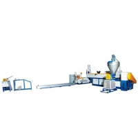 Side Feeding Extrusion Pelletizing Machine