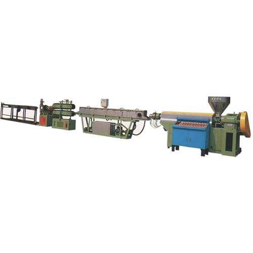 PE/PVC Pipe Making Machine