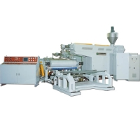 Double Layers Sheet Extrusion Machine