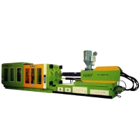 Computerized Plastic Injection Molding Machine (with Chinese/English parameter display)