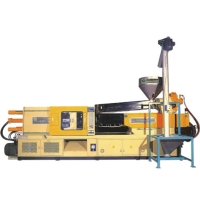 Automatic Extruding Injection Shoe Last Making Machine