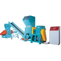 Cens.com Shredder and Crusher FU YU SHAN MACHINERY WORK & CO., LTD.