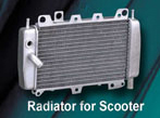 Radiator for Scooter