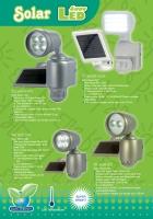 Cens.com Solar Security light AURUM ELECTRONICS CORP.