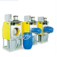 AUXILIARY EQUIPMENTS FOR CHEMICAL DRUM AND JERRY-CAN