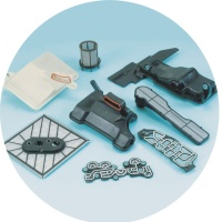 传动系统零件, 离合器片, 离合器来令片, 变速箱组件