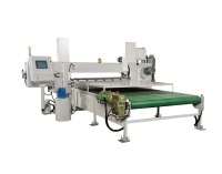 BANDKNIFE SPLITTING MACHINE(VACUUM CONVEYOR TYPE)
