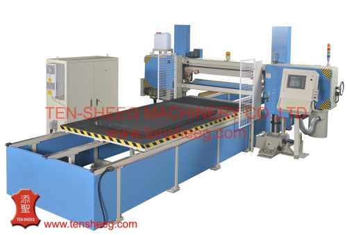 BANDKNIFE SPLITTING MACHINE