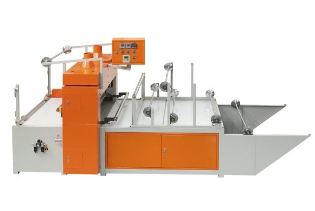 THRMOELECTRIC LAMINATING / PATTERN EMBOSSING MACHINE