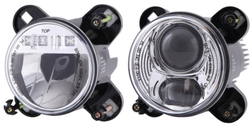 LED 90mm头灯