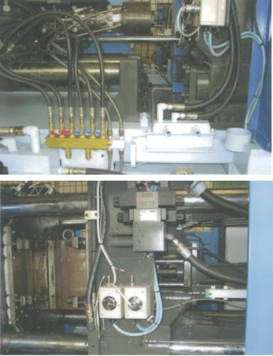 熱硬化性射出成型機