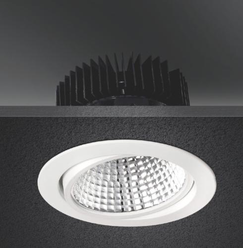 LED DOWN LIGHT-COB TYPE