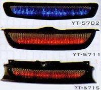 LED Flame Grille