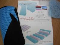 Hydrophobic Plastics Cushion