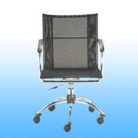 Mesh Chair With PP Arm Pad