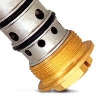 Titanium alloy parts