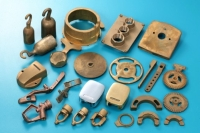 ALUMINUM, BRASS & ZINC PARTS