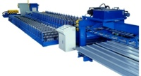 Automatic Roofing Corrugated Sheet Cold Roll Forming Machine