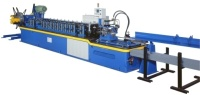 Automatic Partition Beam Cold Roll Forming Machine