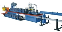 Automatic Steel Channel Cold Roll Forming Machine