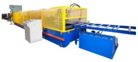 Automatic in Line Punch Cold Roll Forming Machine