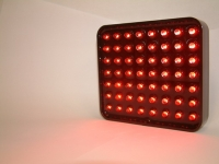 Rain Light-Square  *MSA/FIA Homologated