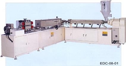 Mono-Layer Extruder & Cutting Machine