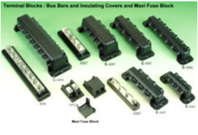 Terminal Block and Bus Bar Covers