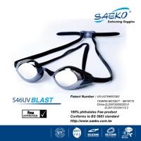 S46UV Blast racing swimming goggles