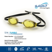 S14 Turbo racing swimming goggles