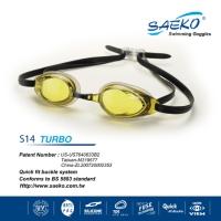 S14 Turbo racing swimming goggles