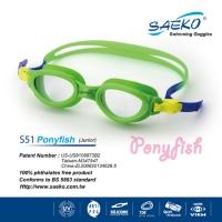 S51 Ponyfish kids swimming goggles