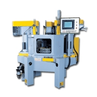 3-Spindle Rotary Table Type Servo-motor Processing Machine