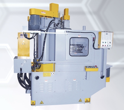 5-Spindle Rotary Table Type Drilling Reaming & Tapping Machine