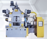 11-SPINDLE VERTICAL INDEX TABLE PROCESSING MACHINE