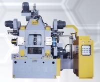 十一轴立式转盘加工专用机