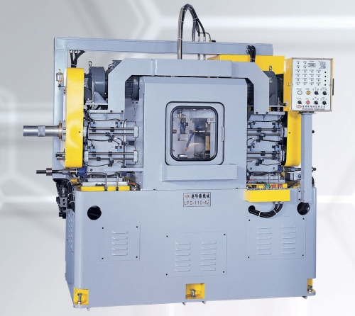 4-SPINDLE LIFT TYPE PROCESSING MACHINE