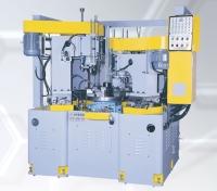 五軸轉盤式加工專用機