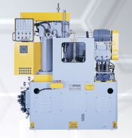 2-spindle rotary table type processing machine